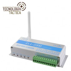 4 RELÉS INTERRUPTOR GSM - SMS INTELIGENTE CONTROL INALAMBRICO